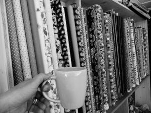 kaffe und stoff tolle kombi