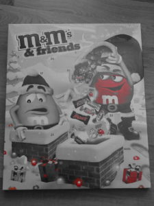 m&m's Adventskalender