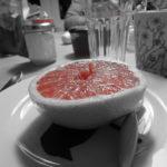 Grapefruits. Unsere Winter Vitamin Bombe. Ich liebe diese Säure dieser wunderbaren Frucht.