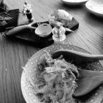 Fenchel-Salami-Parmesan-Salat