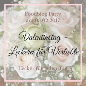 Valentinstag - Zopf Rezept