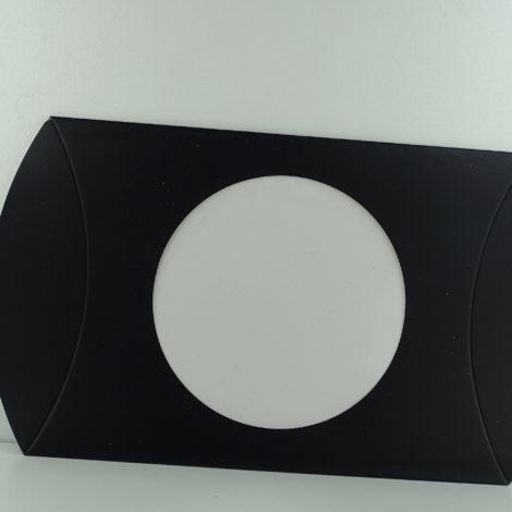 Faltschachtel Kreis