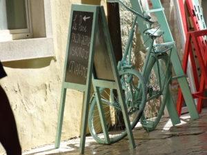 hommage ans fahrrad