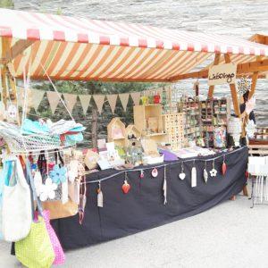 Sommer Markt Laax