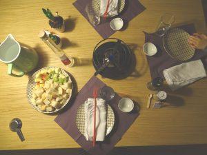 das fondue fehlt noch