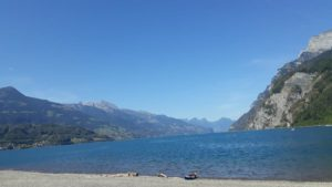 walensee am 12v12 im august